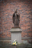 Папа Иоанн Павел II Стоковое фото RF