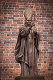 Папа Иоанн Павел II Стоковое Изображение