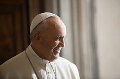 Папа Фрэнсис, Ватикан стоковое фото rf