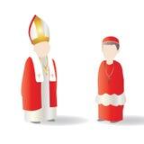 Папа Стоковая Фотография