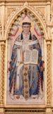 Папа St Gregory i или St Gregory большой стоковые фото