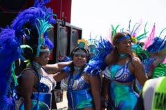 Парад 2018 Балтимора карибский стоковая фотография rf