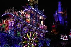 Парад Дисней Стоковое Изображение