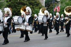 парад дня мемориальный национальный Стоковая Фотография RF