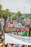 Toronto Caribbean Carnival Grand Parade - Toronto, Canada - August 3, 2019.