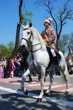 парад Румыния juni brasov Стоковое Изображение RF