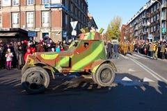 парад случая независимости дня Стоковое фото RF