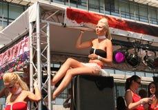 парад танцульки Стоковые Изображения RF