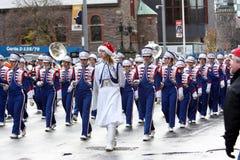 парад 2008 claus santa Стоковые Фотографии RF