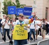 парад 2011 дня isreal стоковые изображения