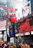 Парад 26-ое ноября 2009 официальный праздник в США в память первых колонистов Массачусетса Macy Стоковая Фотография RF
