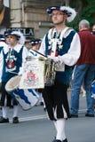 Парад Стоковая Фотография