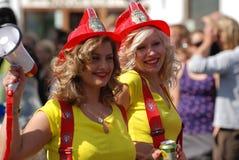 парад copenhagen Стоковая Фотография