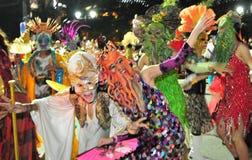 парад ghouls Стоковое Изображение RF