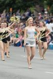 Парад 2018 Indy 500 Стоковые Изображения RF