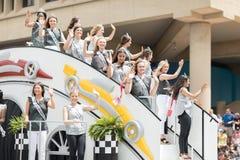 Парад 2018 Indy 500 Стоковое Фото