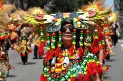 парад philippines nyc независимости дня Стоковое Фото