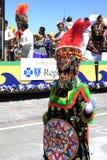 парад portland в июне празднества 12 ежегодников поднял Стоковые Фотографии RF