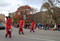 парад toronto рождества Стоковые Изображения RF