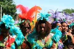парад toronto caribana Стоковое Изображение RF
