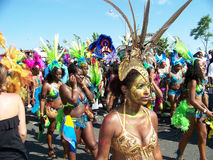 парад toronto caribana Стоковое Фото