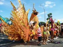 парад toronto caribana Стоковые Фото