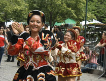 парад york танцульки города новый Стоковые Фото
