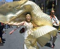 парад york танцульки города новый Стоковые Фотографии RF