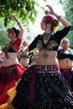 парад york 2010 танцек новый Стоковые Изображения
