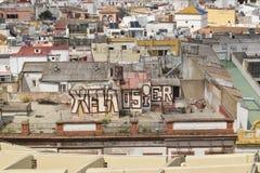 Парасоль Севильи Metropol Стоковое Изображение RF