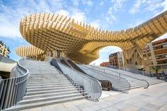 Парасоль Севилья Испания Metropol Стоковая Фотография