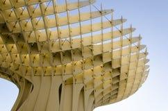 Парасоль Metropol Севильи стоковое фото