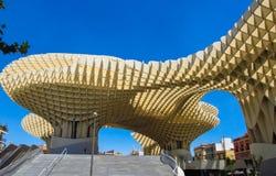 парасоль seville Испания metropol Стоковое Изображение