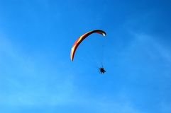 парашютировать Стоковое Изображение RF