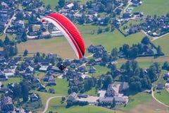 парашютировать Стоковое Фото