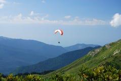 парашютировать Стоковые Фото