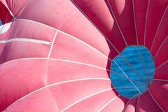 парашют пляжа Стоковое Фото