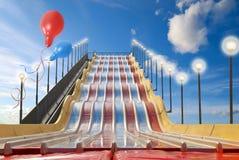 парашют привлекательности Стоковая Фотография
