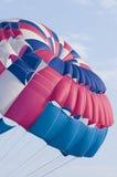 парашют Стоковые Изображения RF