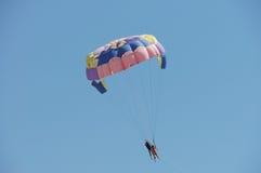 парашют Стоковые Фотографии RF