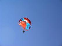 парашют Стоковые Изображения