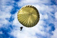 парашют Стоковое Изображение