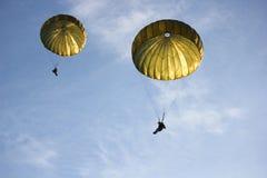 парашют Стоковое Фото