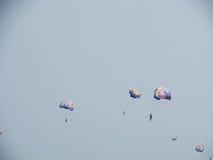 парашют Стоковое фото RF
