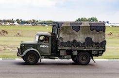 Парад Второй Мировой Войны 75th коммеморативный стоковое изображение rf