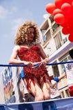 Парад гей-парада Тель-Авив 2013 Стоковая Фотография