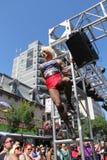 Парад гей-парада n 2013 стоковые фотографии rf