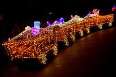 Парад Дисней электрический Стоковые Фото