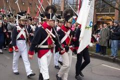 Парад Дня независимости. Стоковое фото RF