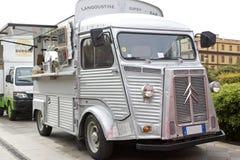 Парад еды улицы Неаполь Стоковое Изображение